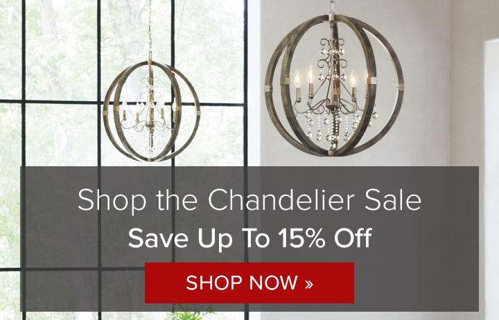Shop the Chandelier Sale