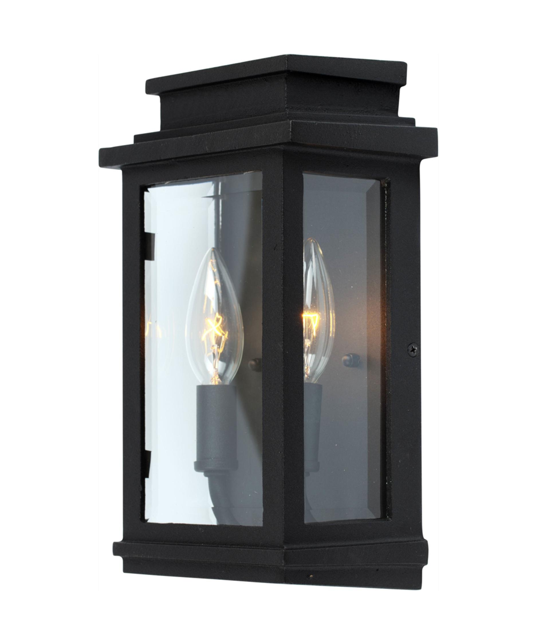 artcraft fremont 7 inch wide 2 light outdoor wall light capitol carriage lights outdoor warisan lighting