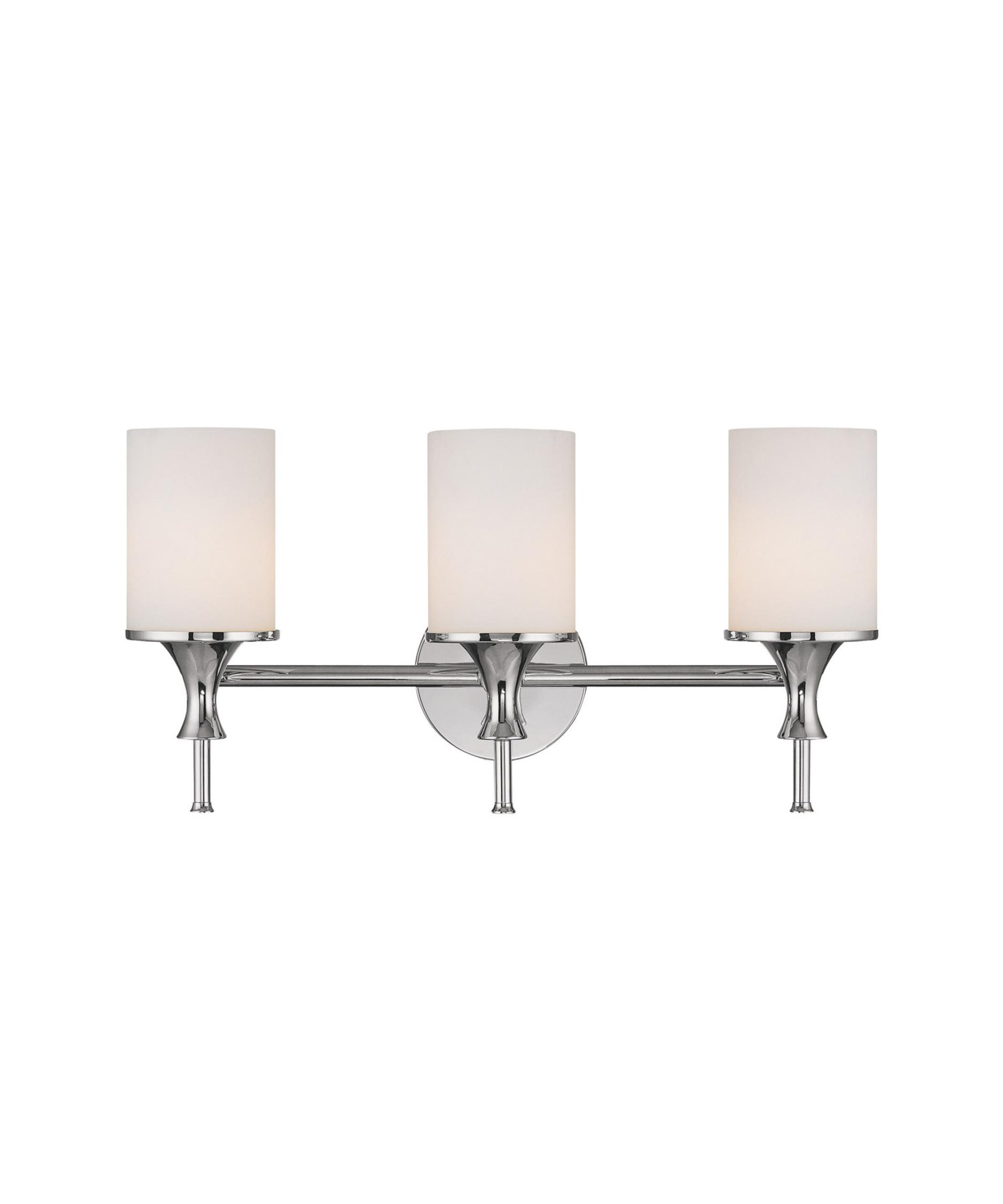 Bathroom Lighting Fixtures Polished Nickel bathroom vanities lighting fixtures. bath and vanity light 45317ch