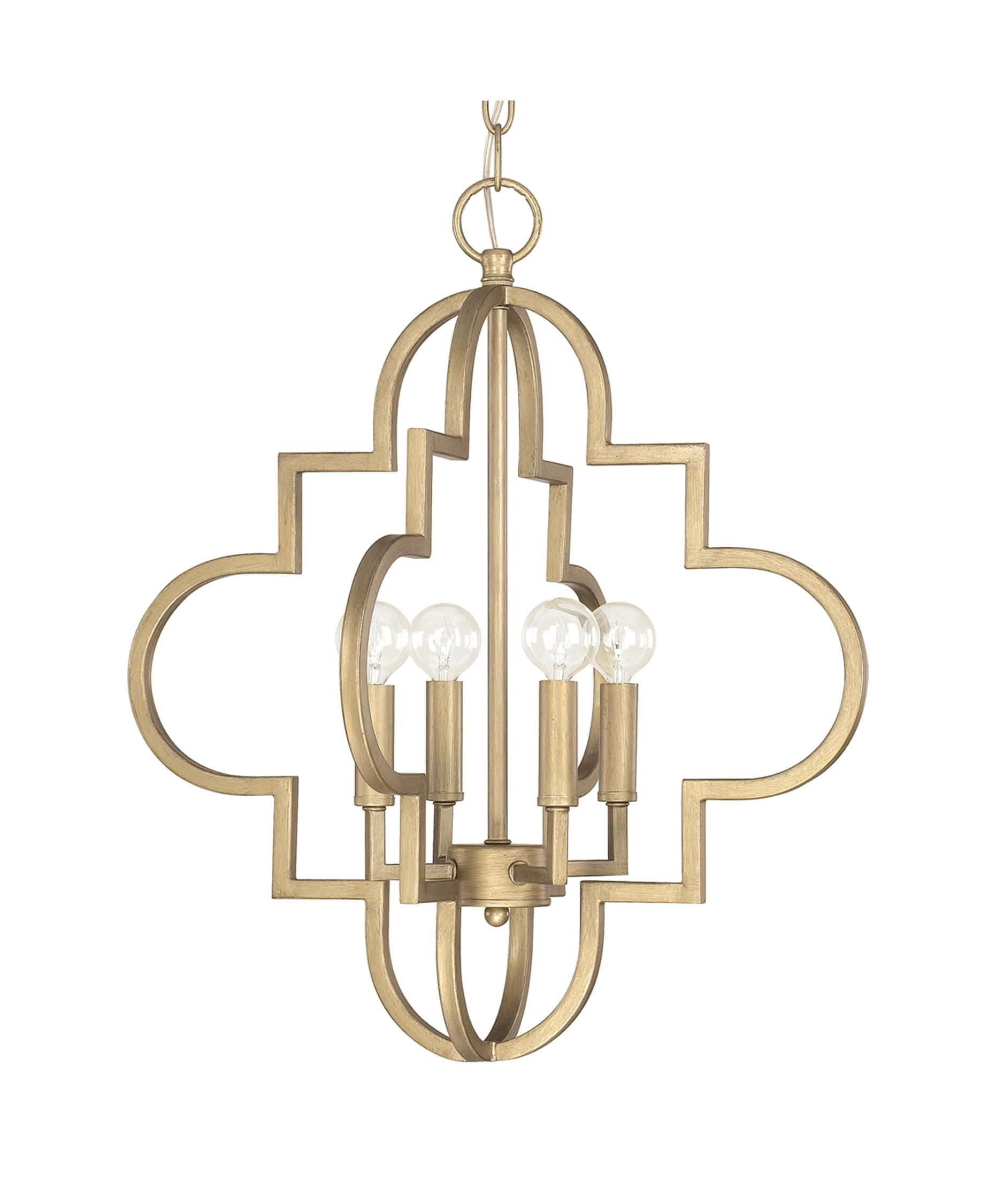 Capital Lighting 4541 Ellis 18 Inch Large Pendant