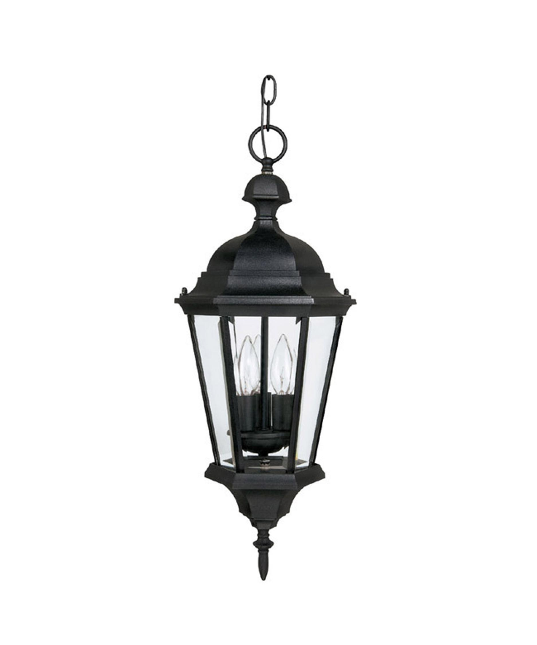 Outdoor hanging lamps - Capital Lighting 9724 Carriage House 10 Inch Wide 3 Light Outdoor Hanging Lantern Capitol Lighting 1 800lighting Com