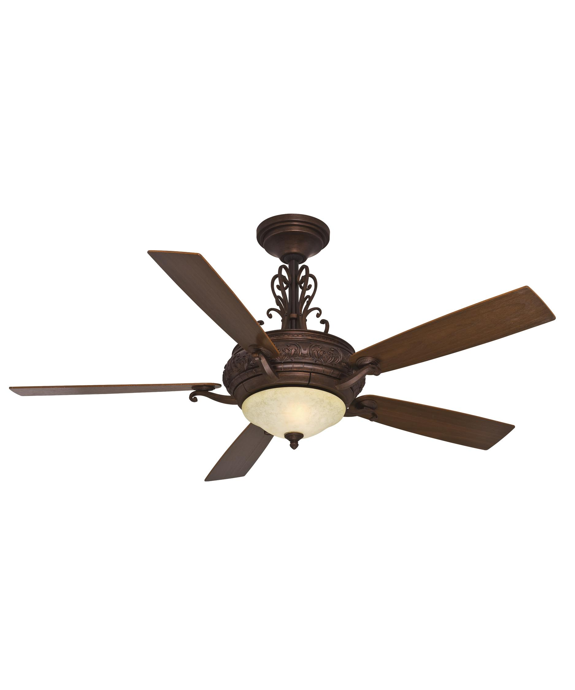 Murray Feiss Ceiling Fan Light Kit: Casablanca C32G611L Vicente 56 Inch Ceiling Fan With Light