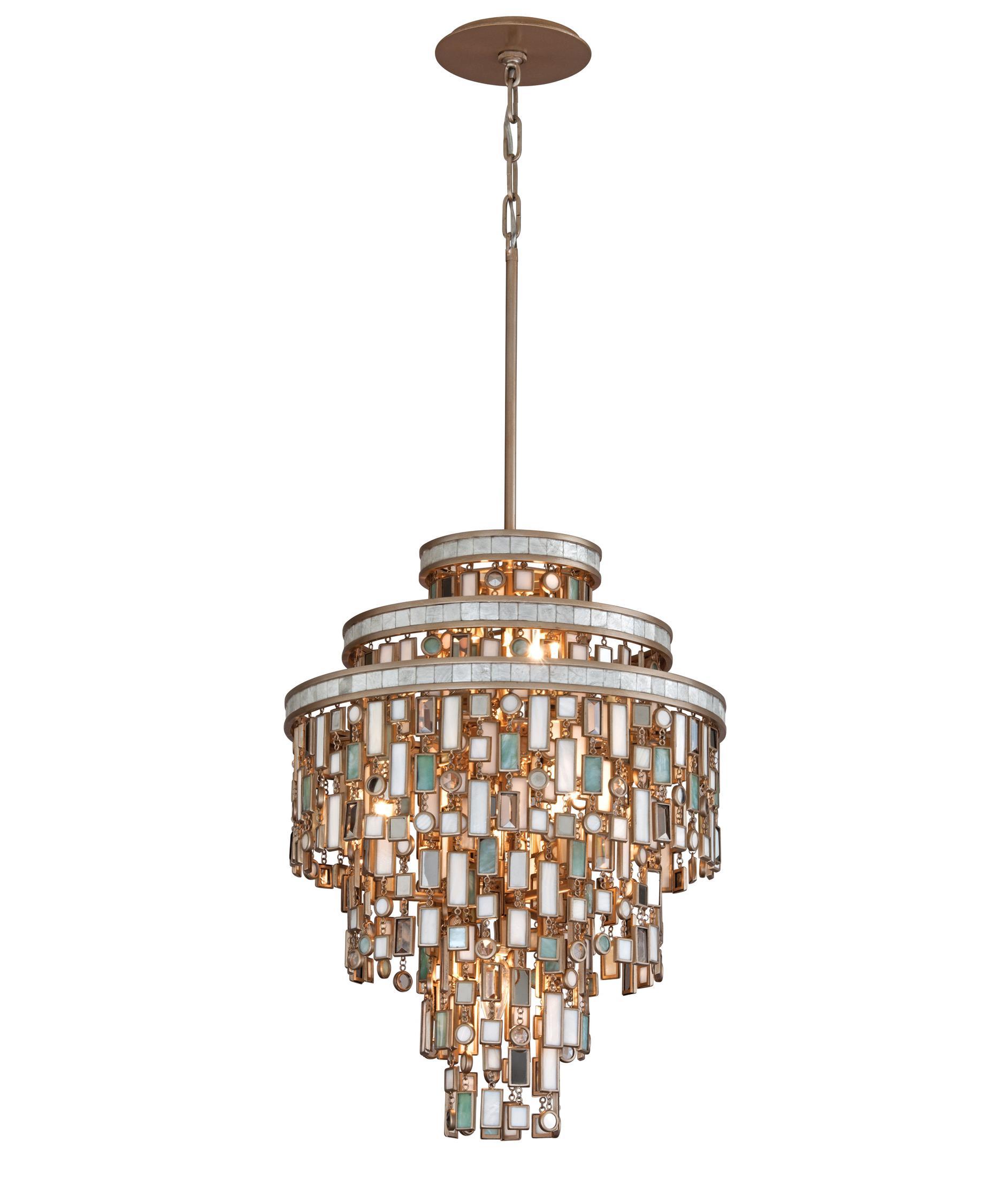 Corbett Lighting 142 47 Dolcetti 18 Inch Large Pendant