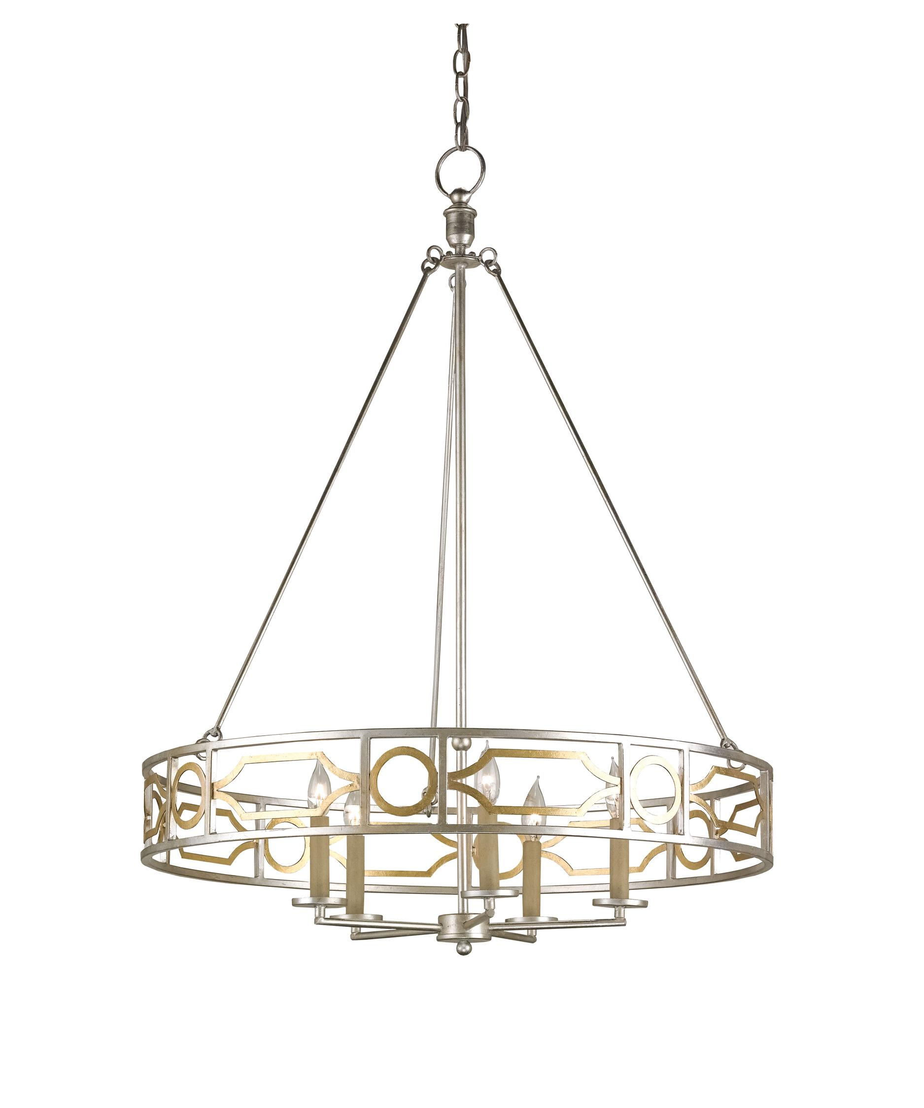 Currey and Company Fairchild by Lillian August Chandelier | Capitol Lighting  1-800lighting.com