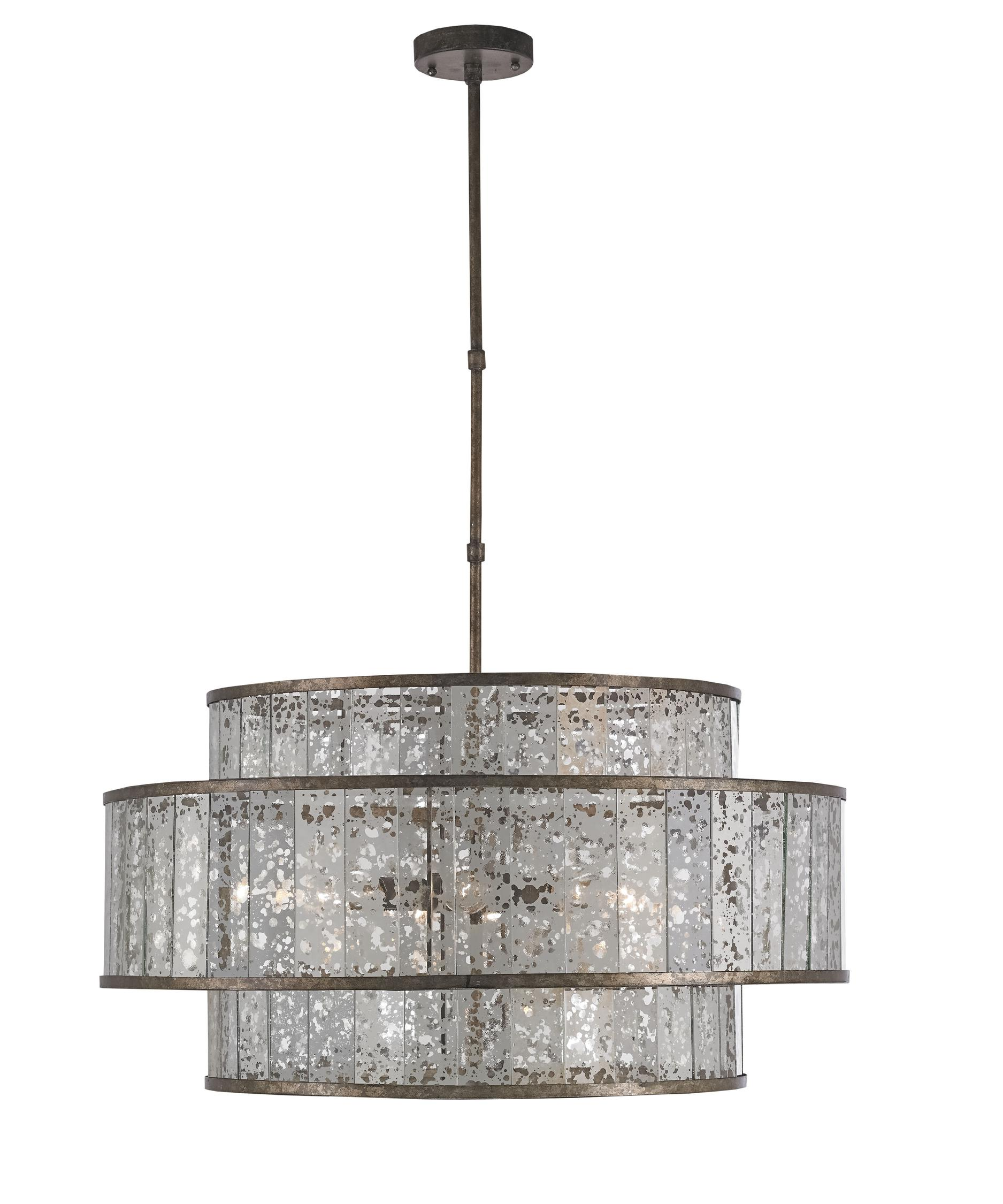 Currey and Company Fantine 30 Inch Wide 8 Light Large Pendant | Capitol  Lighting 1-800lighting.com
