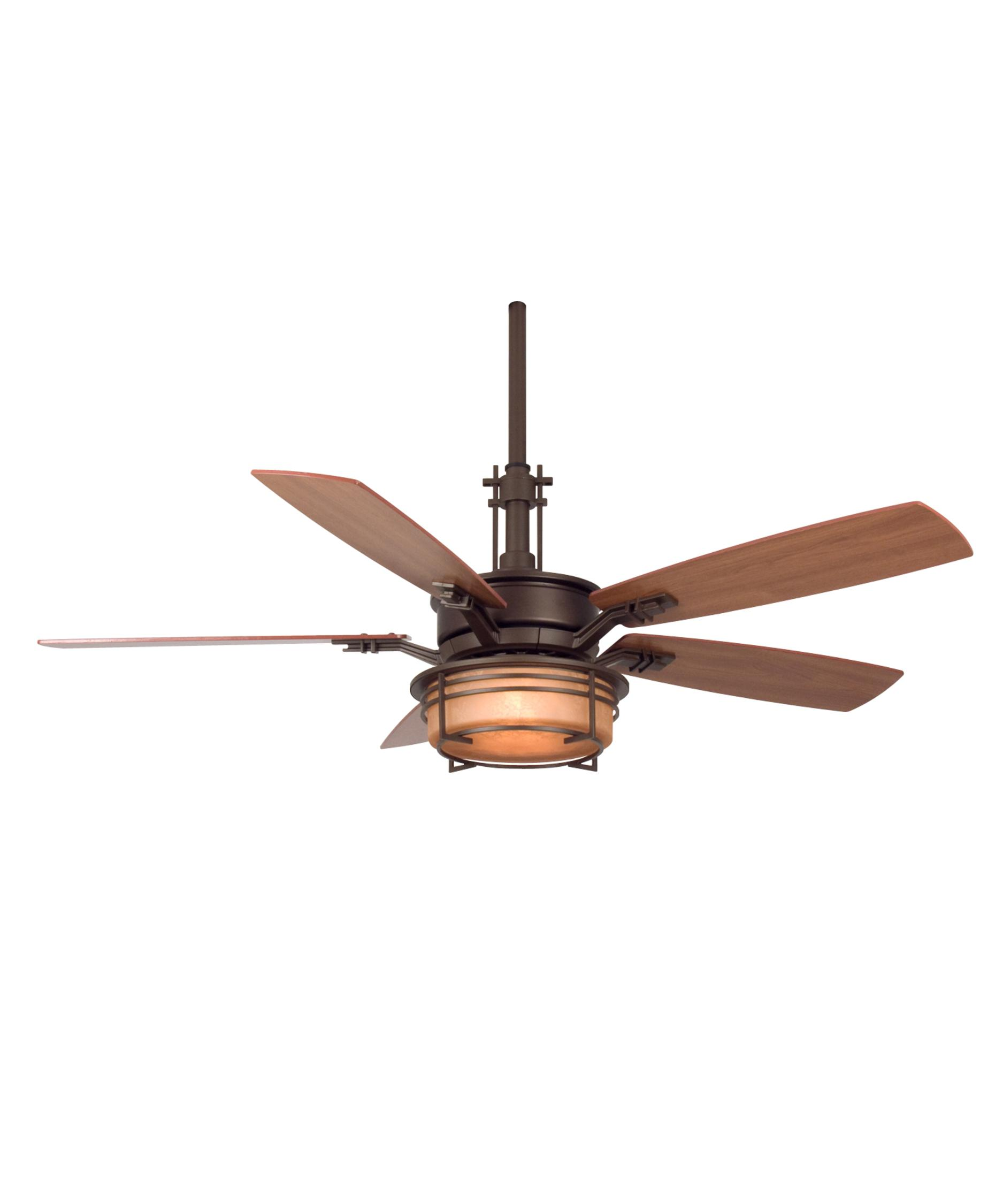 fanimation fp5220 andover 54 inch 5 blade ceiling fan capitol lighting - Outdoor Ceiling Fans With Lights