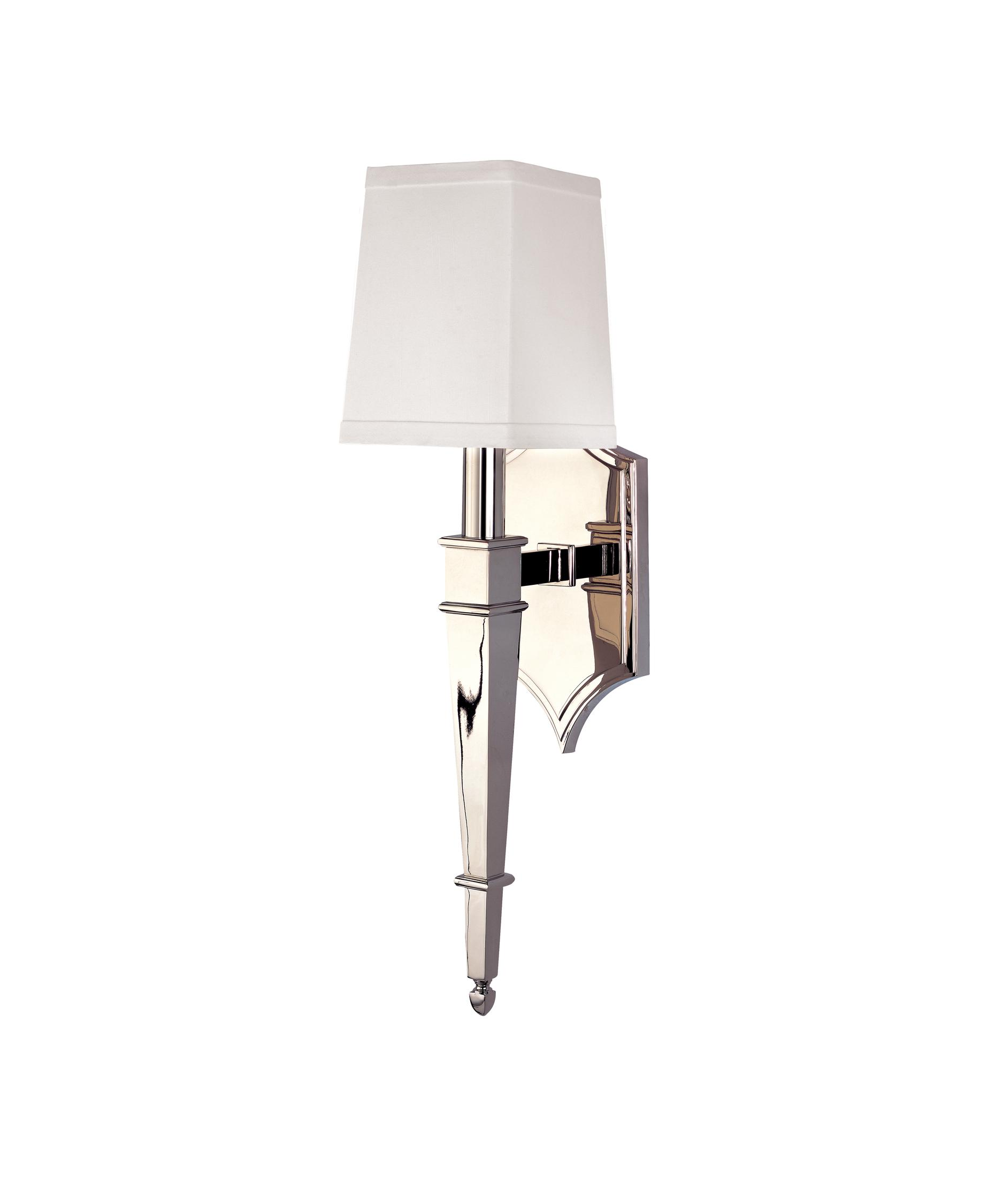 Bathroom Lights Norwich hudson valley 741 norwich 5 inch wide wall sconce | capitol
