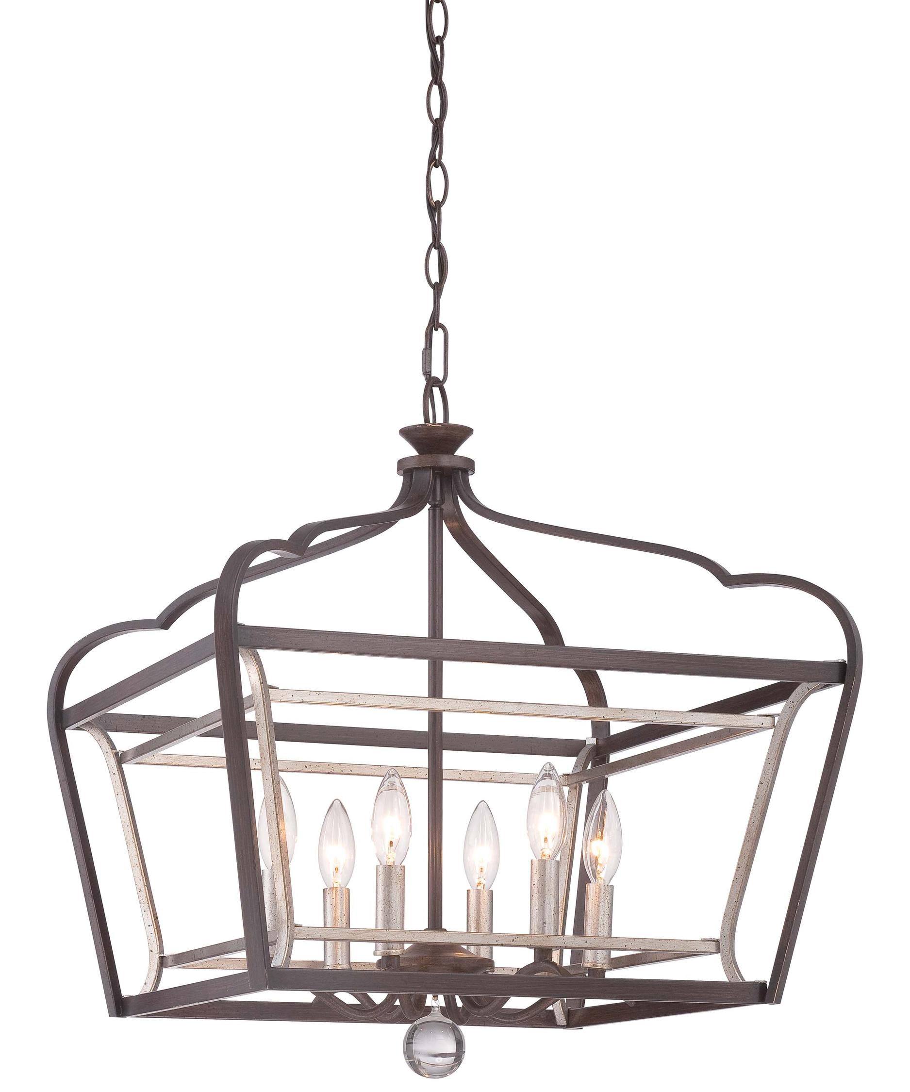shown in dark rubbed sienna finish - Minka Lighting
