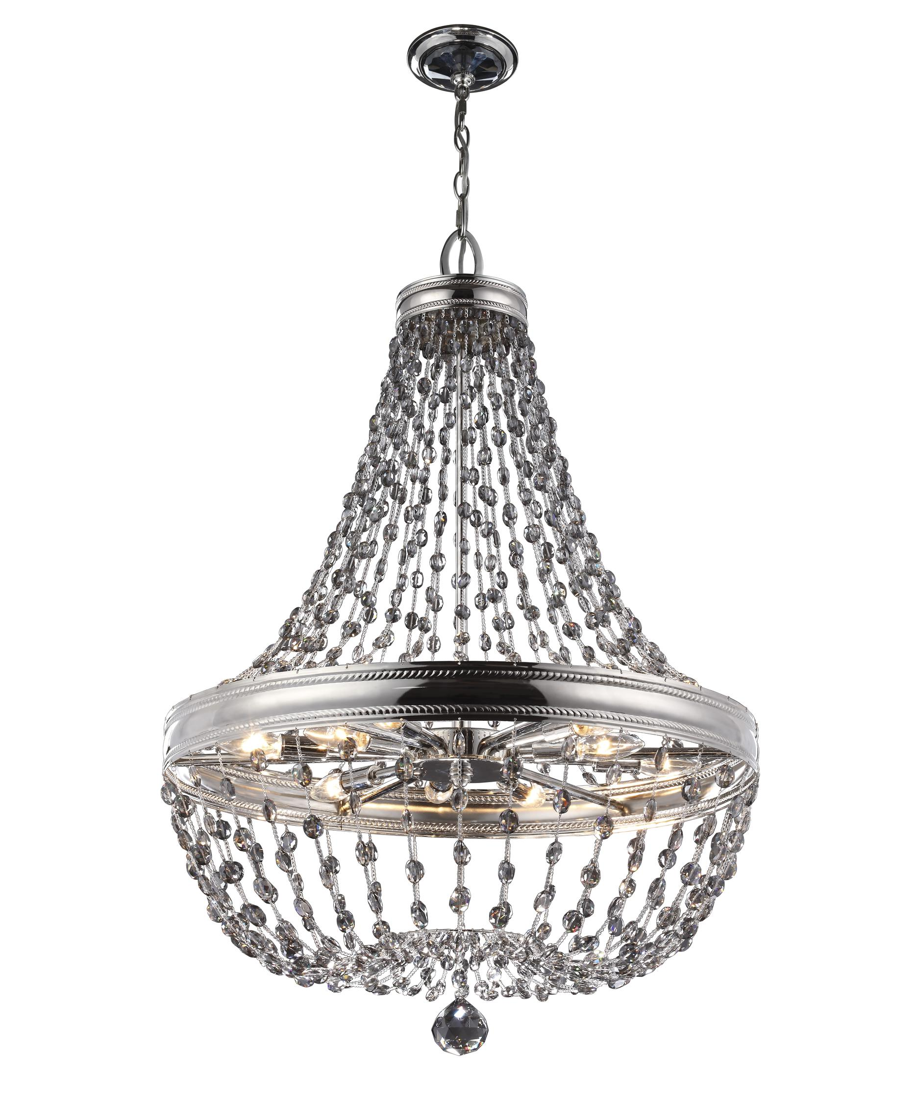 Murray Feiss Malia 36 Inch Wide 12 Light Chandelier – Murray Feiss Chandeliers