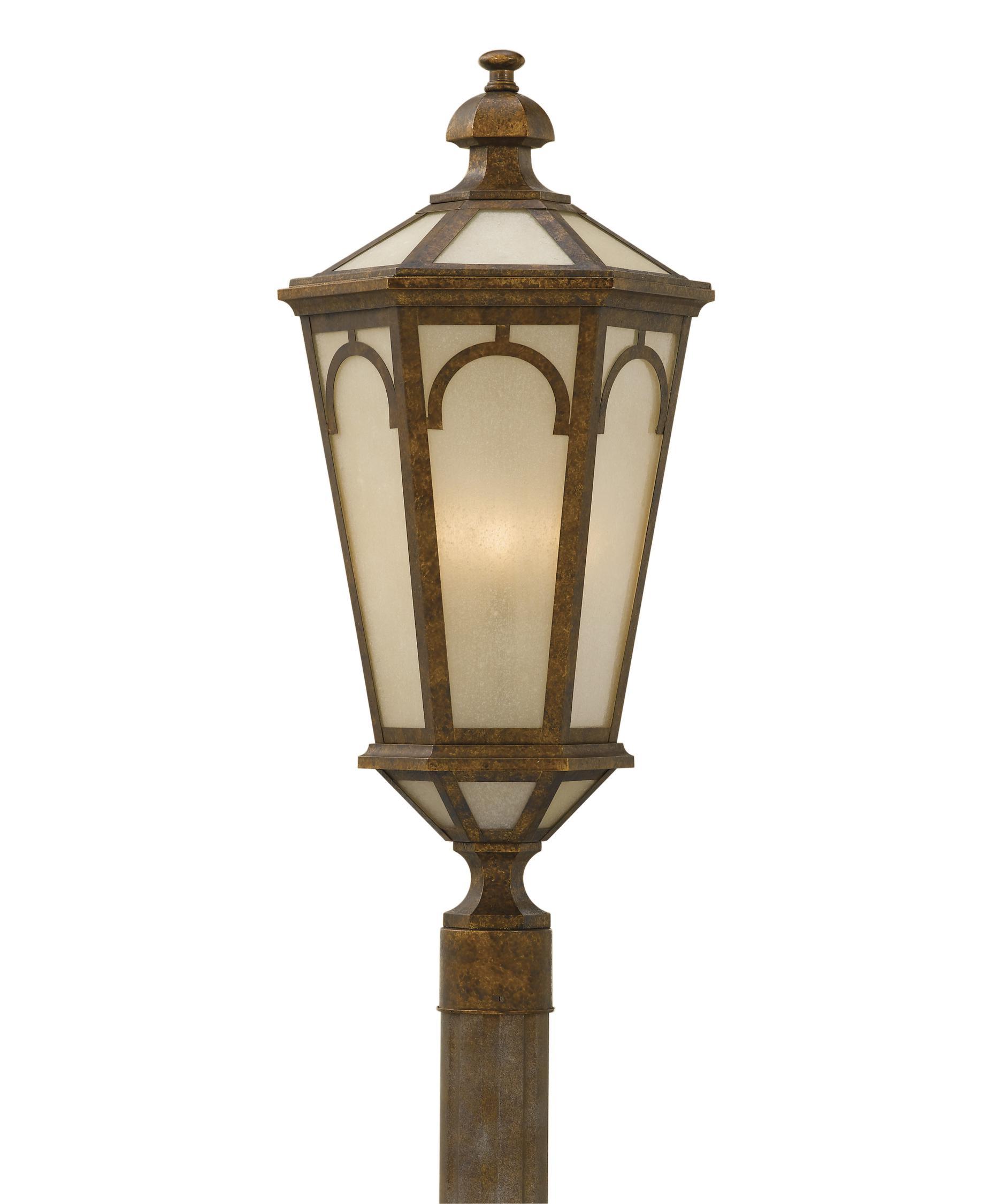 Murray Feiss Outdoor Lighting: Murray Feiss OL6408 Bond Street 4 Light Outdoor Post Lamp