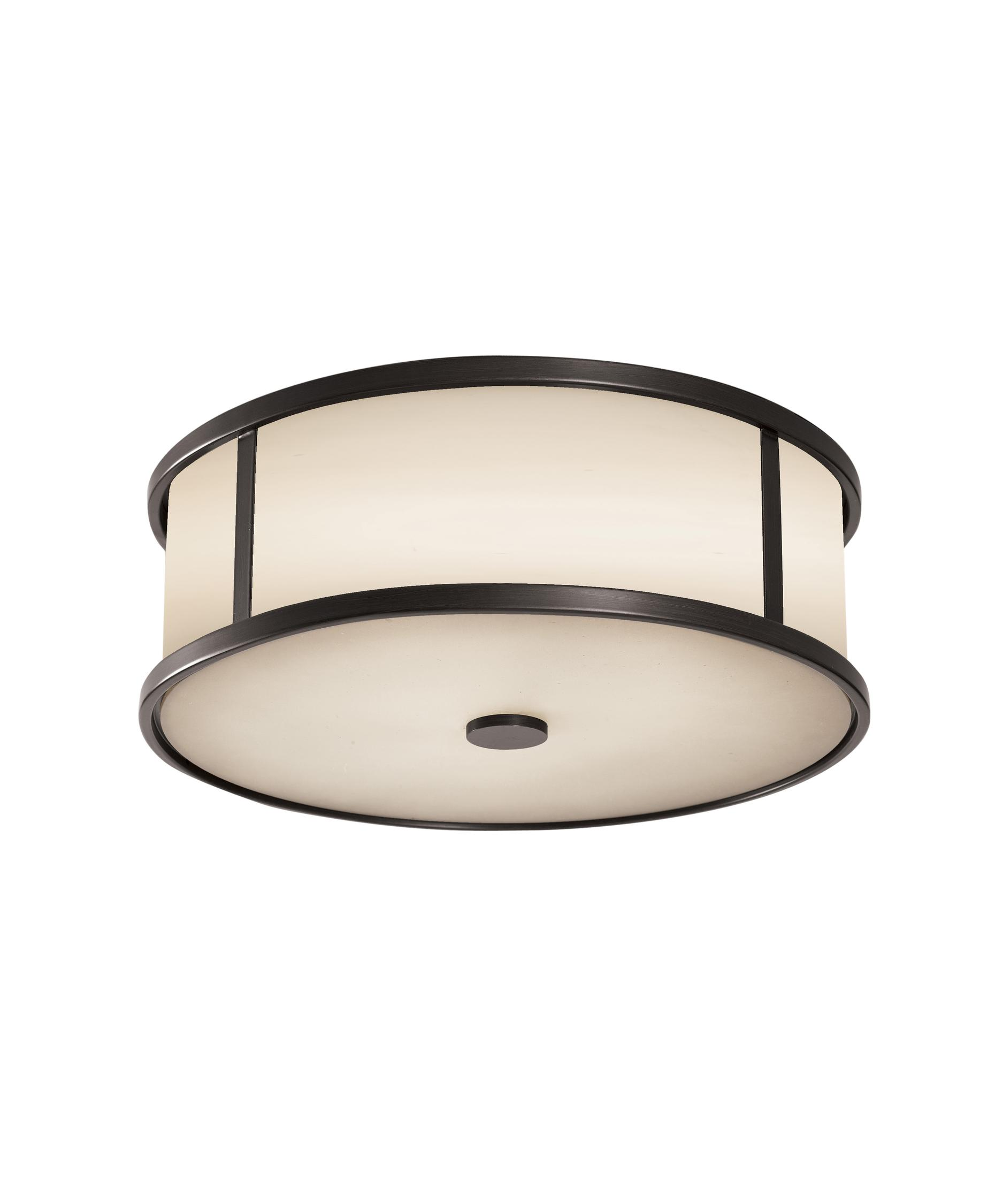 Flush mount outdoor lighting - Murray Feiss Ol7613 Dakota 14 Inch Wide 3 Light Outdoor Flush Mount Capitol Lighting 1 800lighting Com
