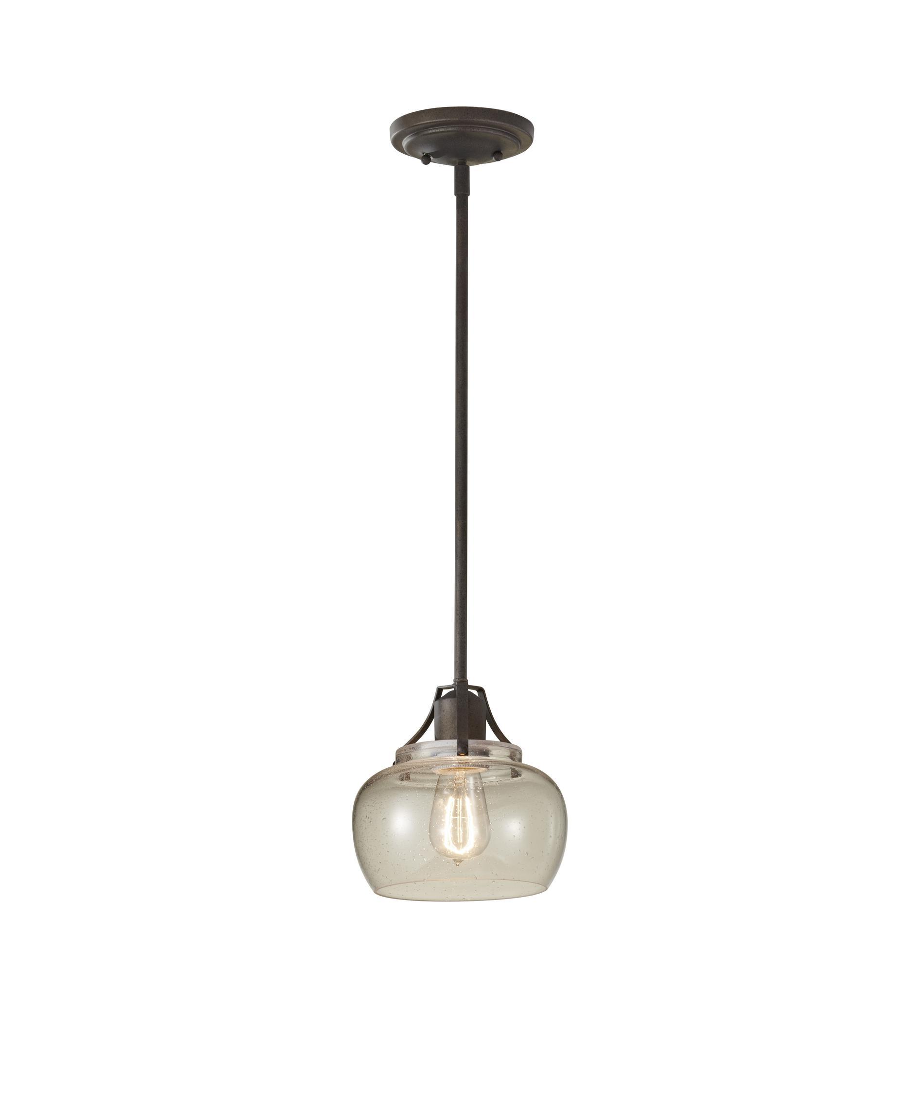 murray feiss p1234 urban renewal 8 inch wide 1 light mini pendant capitol lighting - Feiss Lighting