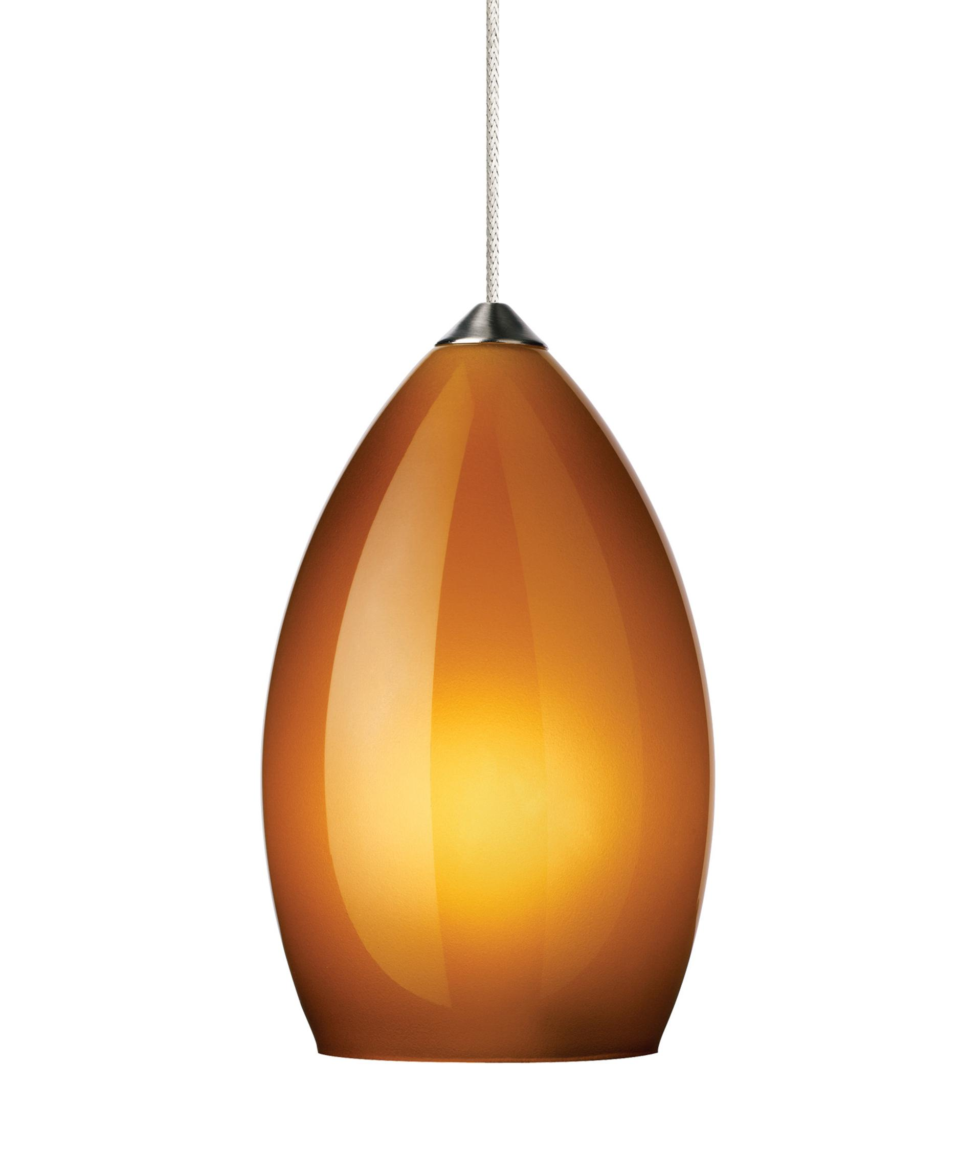 shown in chrome finish and amber glass amber pendant lighting