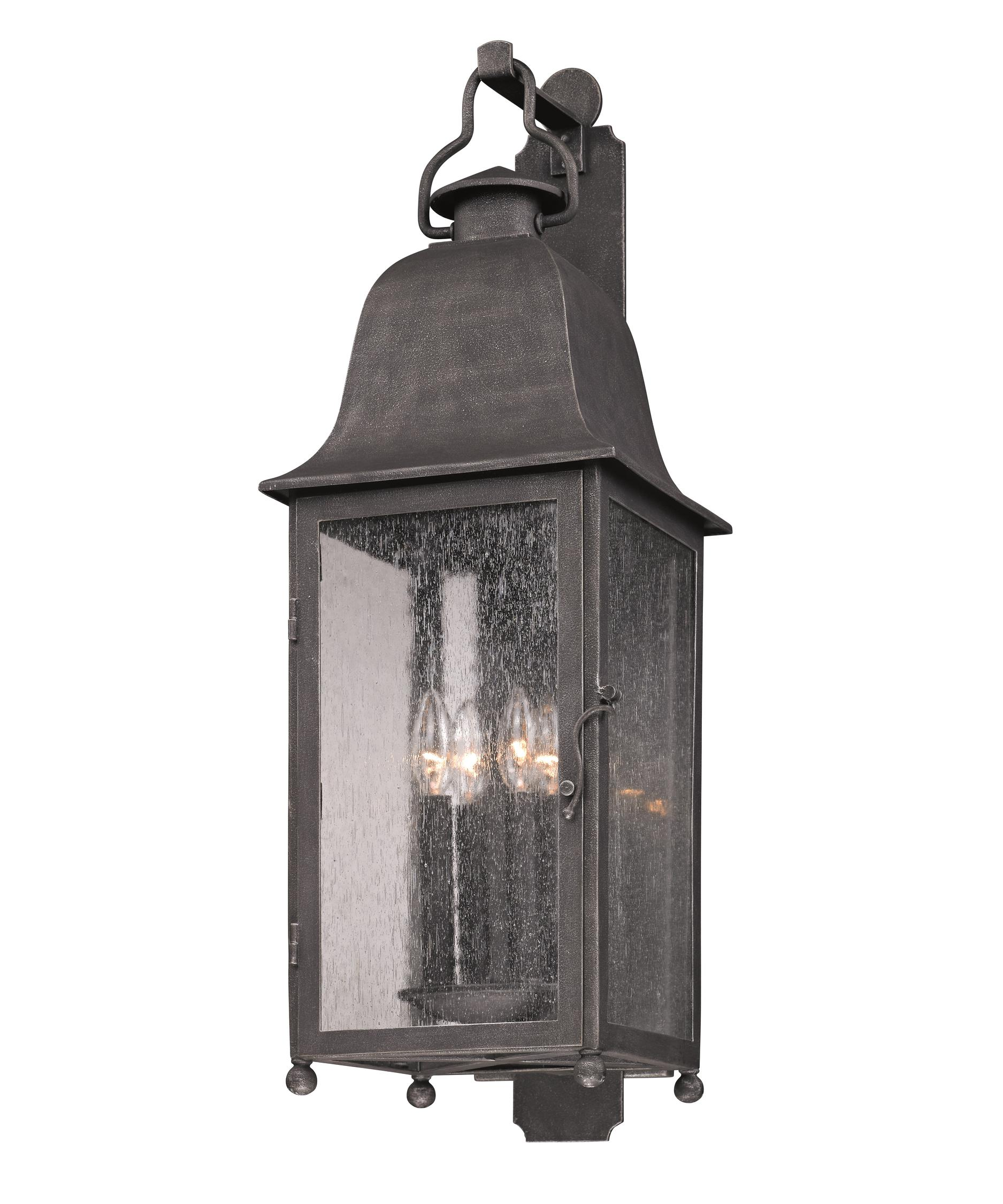 Troy Lighting B3213 Larchmont 10 Inch Wide 4 Light Outdoor Wall ...