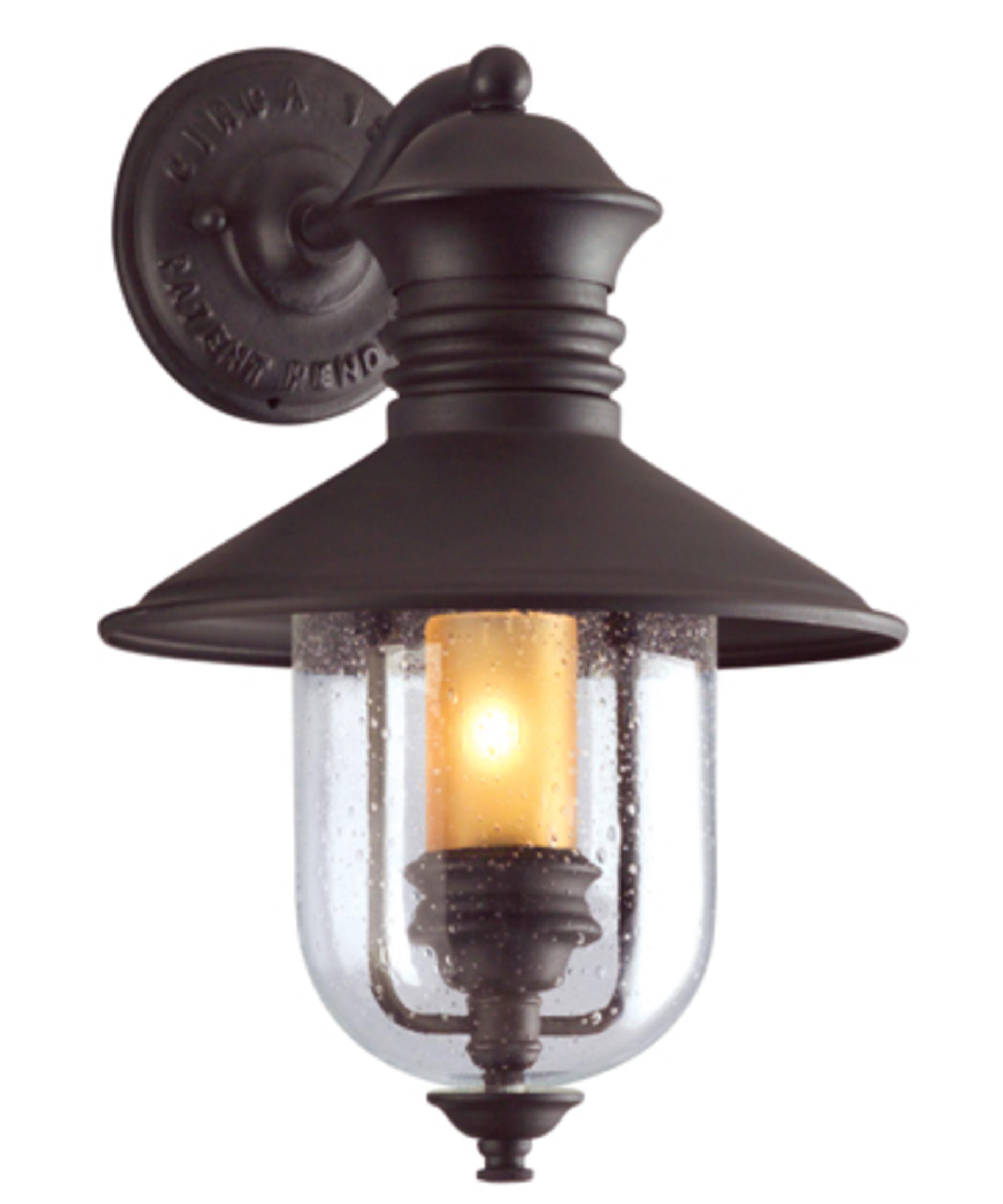 Troy Lighting B9360 Old Town 11 Inch Wide 1 Light Outdoor Wall ...