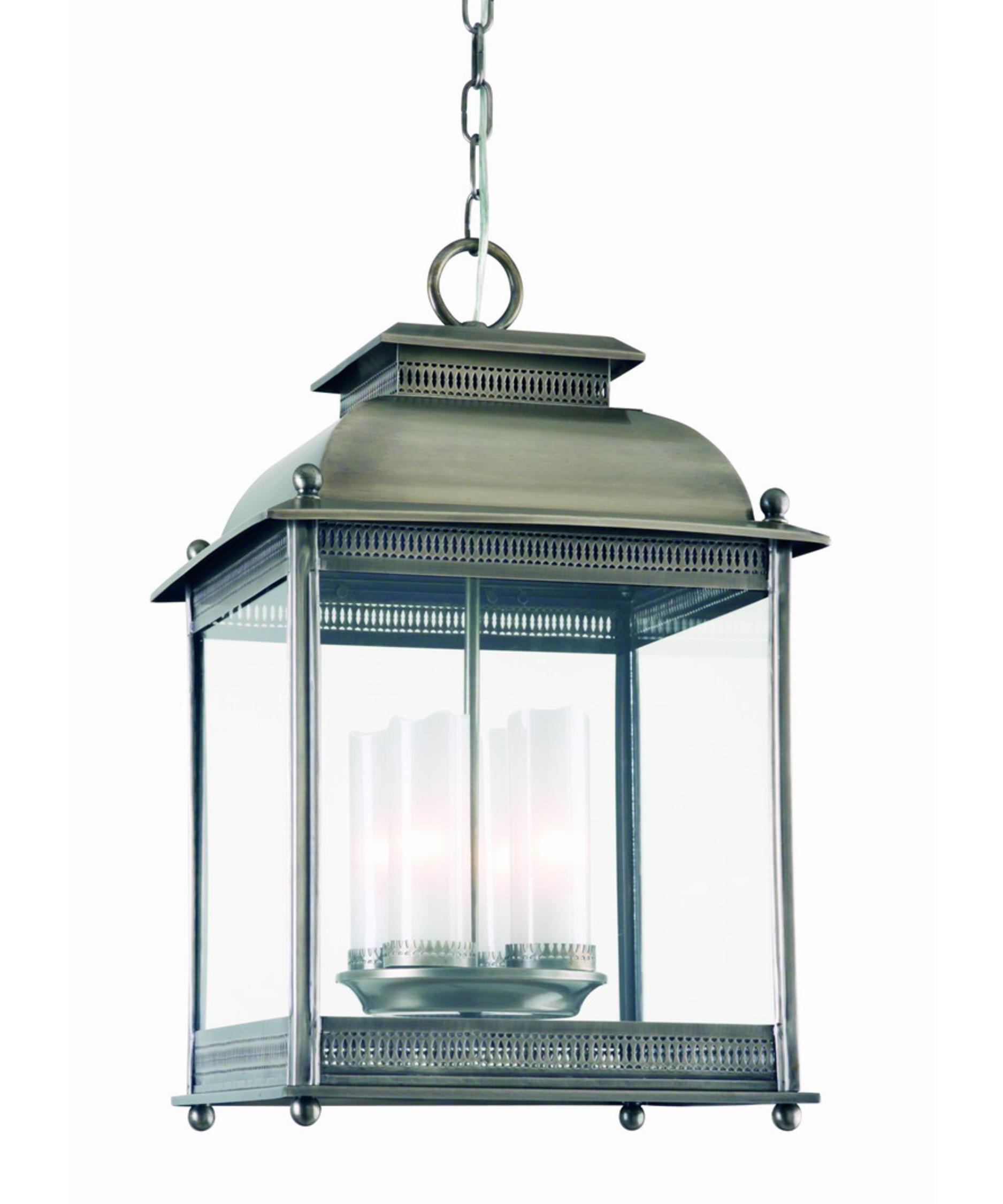 Outdoor hanging lighting - Troy Lighting F9716 Covent Garden 14 Inch Wide 4 Light Outdoor Hanging Lantern Capitol Lighting 1 800lighting Com
