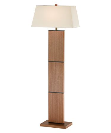 Shown in Oak finish and Natural shade