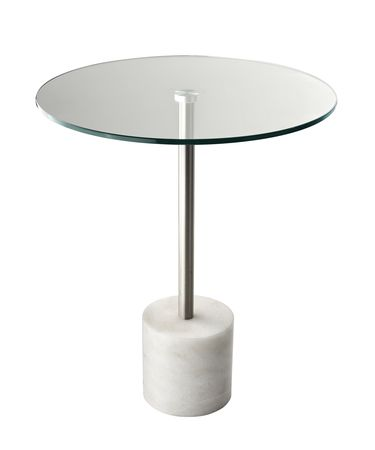 Shown in Steel-White Marble finish