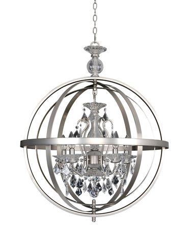 Shown In Two-Tone Stainless Steel Finish With Firenze Clear