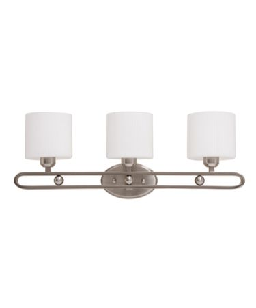 Shown in Brushed Nickel finish and Oval Opal White Ribbed glass