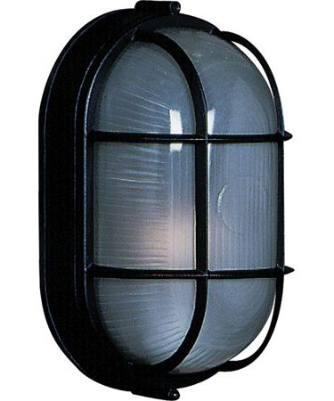 Shown in Black finish and Semi-Clear White glass