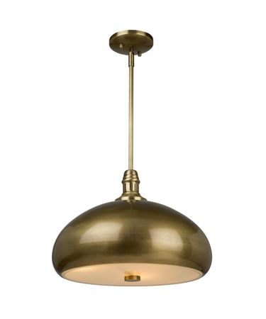 Shown in Burnished Bronze finish