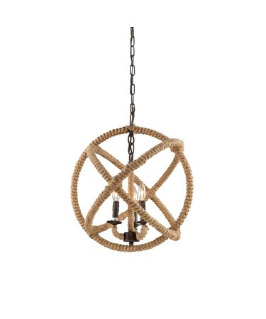 Artcraft CL274 Danbury 20 Inch Mini Chandelier