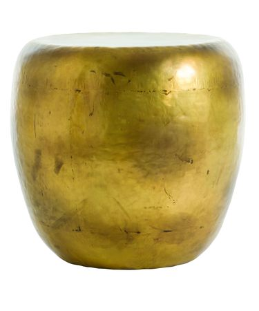 Shown in Burnt Brass finish and Brown glass