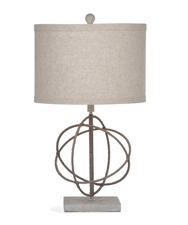 Shown in Rope-Metal finish