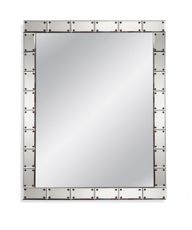 Shown in Clear Mirror and Brass finish