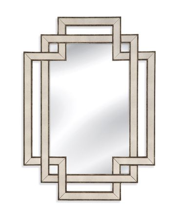 Shown in Bronze and Antique Mirror finish
