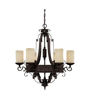 Shown in Rustic Iron finish