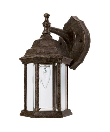 Capital Lighting 9830  1 Light Outdoor Wall Light