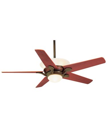 Shown in Weather Copper finish with Optional Dark Cherry blades