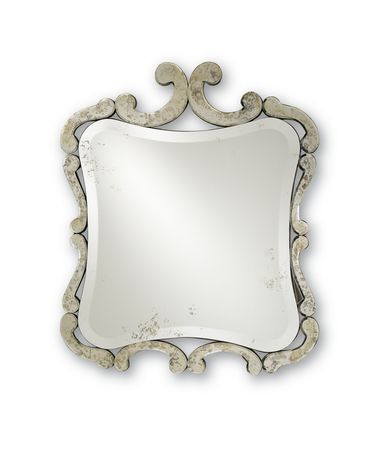 Shown in Antique Mirror finish