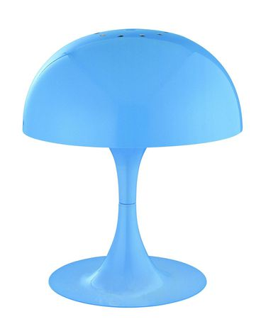 Shown in Blue finish and Blue Metal shade