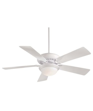 Minka Aire Supra Unipack 52 Inch Ceiling Fan With Light Kit