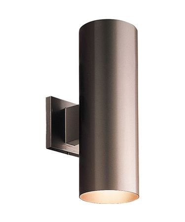 Progress Lighting P5675 Cylinder 2 Light Outdoor Wall Light Capitol Lighting