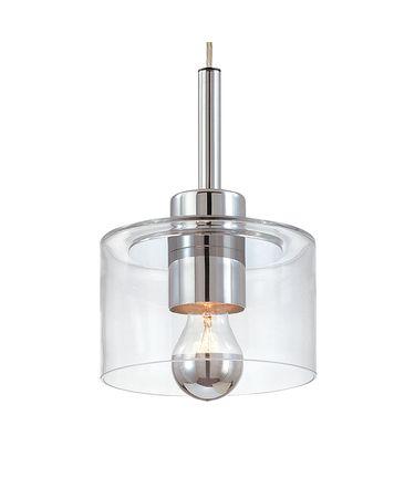 Sonneman 4802 Transparence 7 Inch Mini Pendant