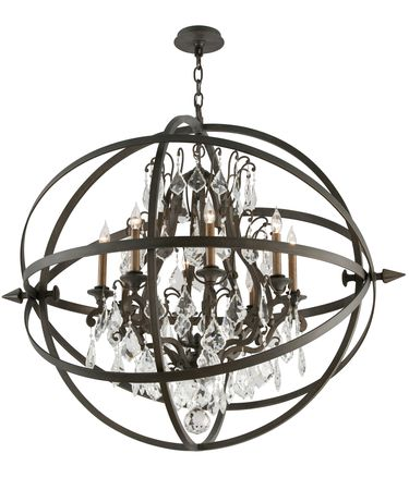 Troy Lighting F2998 Byron 49 Inch Chandelier