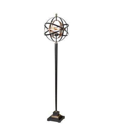 Shown in Oil Rubbed Bronze-Gold Leaf finish