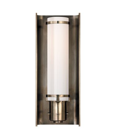 Shown in Antique Nickel finish, White Glass glass and White Glass shade