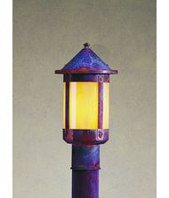 Arroyo Craftsman BP-7 Berkeley 1 Light Outdoor Post Lamp