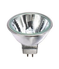Bulbrite 71MR16C-CG15 71 Watt 12 Volt Constant Color MR16 Narrow Spot Halogen Bulb with Lens