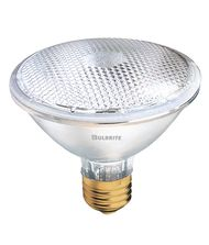 Bulbrite H75PAR30NS 75 Watt 120 Volt Clear PAR30 Halogen Short Neck Narrow Spot Bulb