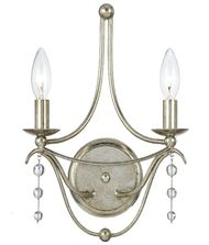 Crystorama 432 Metro 15 Inch Wall Sconce
