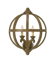 Currey and Company 5095 Axel 16 Inch Wall Sconce