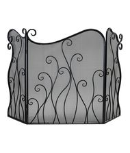 Cyan Design Evalie Fireplace Screen
