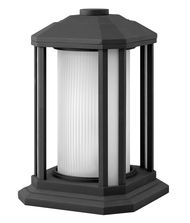 Hinkley Lighting 1397 Castelle 1 Light Outdoor Pier Lamp