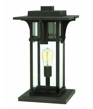 Hinkley Lighting 2327 Manhattan 1 Light Outdoor Pier Lamp